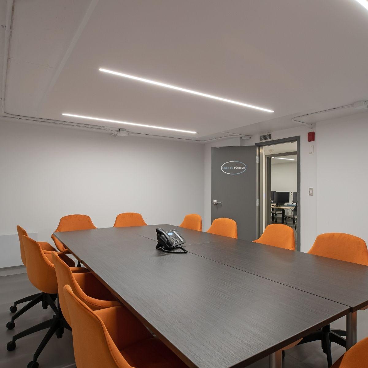 Salle de réunion - © Éric Carrière
