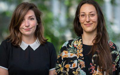 Welcome to Mélanie and Amélie