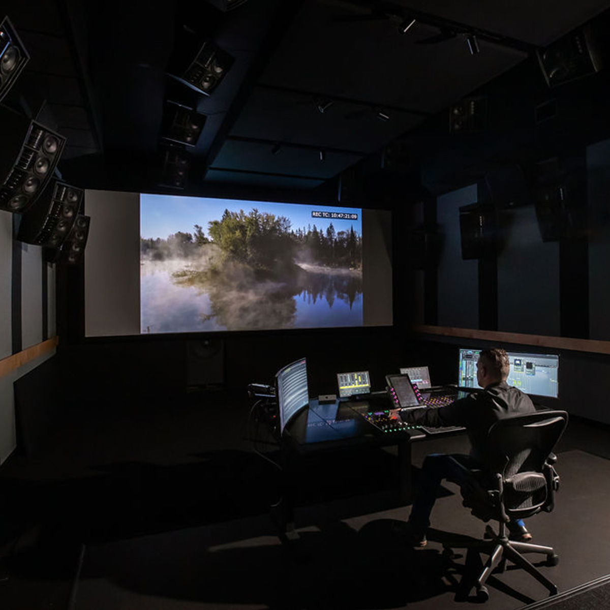 Postproduction sonore