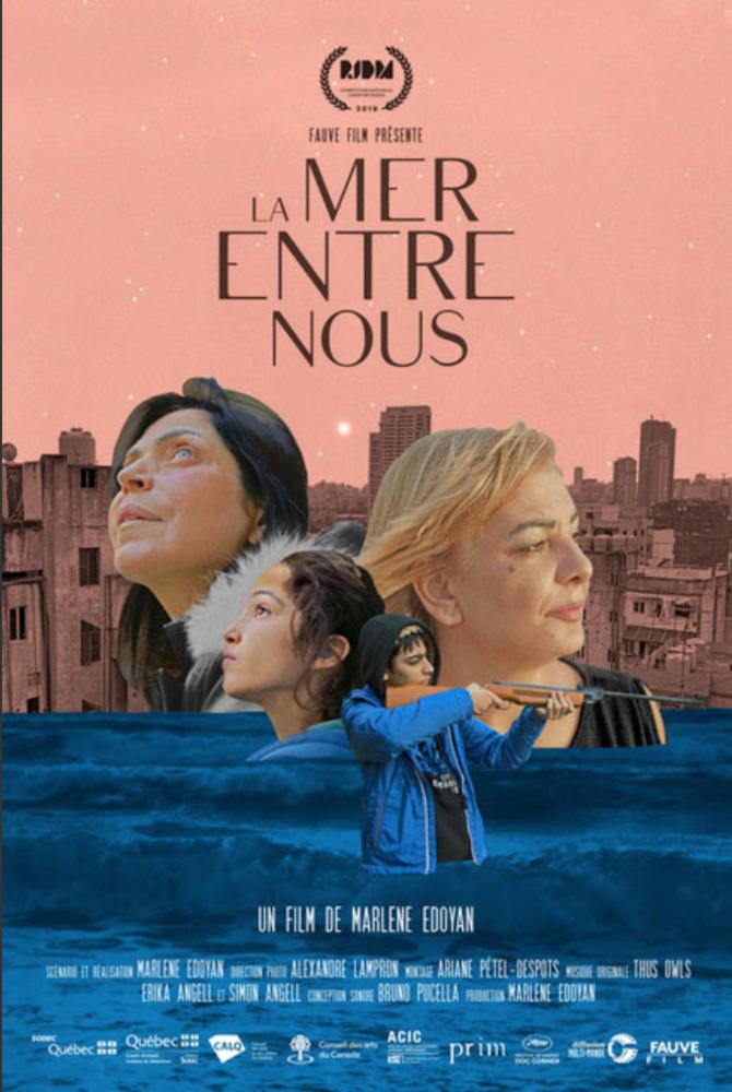 La Mer entre nous - Marlene Edoyan